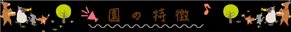 和光幼稚園の特徴